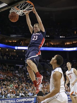 Belmont senior Craig Bradshaw, the Bruins' fourth all-time leading scorer, will play in his final regular season home game Saturday against Tennessee Tech.
