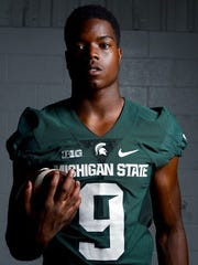 Donnie Corley was kicked out of MSU after the 2016 season.