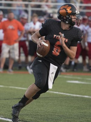Waverly's Clayton Howell was voted the Week 3 Longhorn Steakouse Player of the Week, receiving 1,602 votes from the Gazette's online readers.