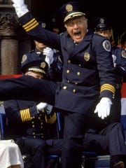 Gaynes was a mainstay of the 'Police Academy' franchise,