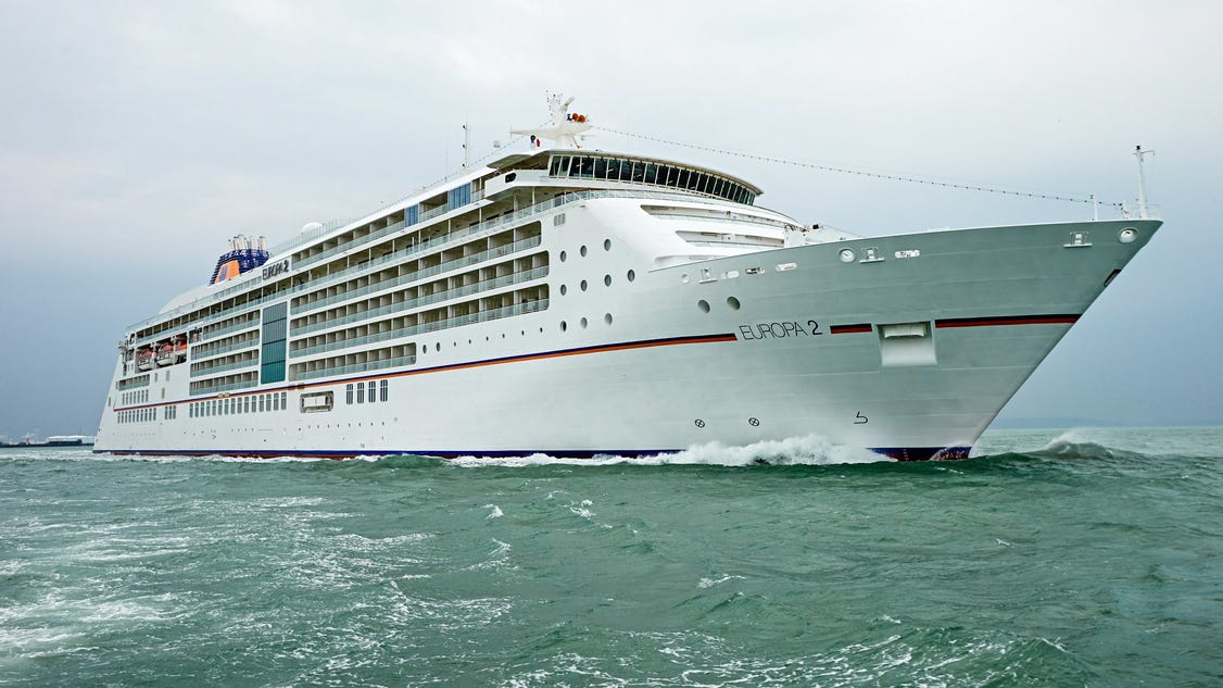Here Are The World39s Best Cruise Ships