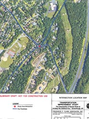 A traffic consultant's report Frederick P. Clark Associates,