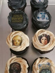 Ava's Cupcakes Star Wars
