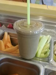 La Fruta Loca has fruit smoothies in just about any