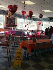 White Castle will host their Valentine's Day celebration