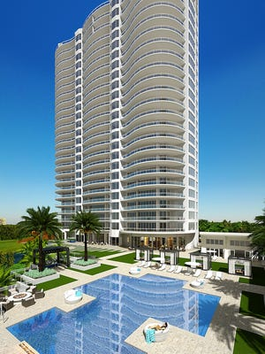The Ronto Group has initiated the conversion process and will begin converting reservations for residences at its Omega luxury high-rise at Bonita Bay to sales contracts this week.
