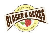 Get a pint of Blaser's Maple Syrup for 50% off the regular price.
