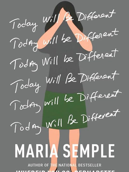 book - Today Will Be Different