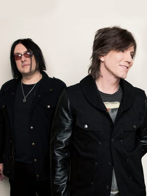 Goo Goo Dolls are Rob Takac (left) and John Rzeznik.