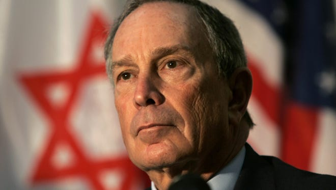 New York City Mayor Michael Bloomberg will receive the prize early next year.