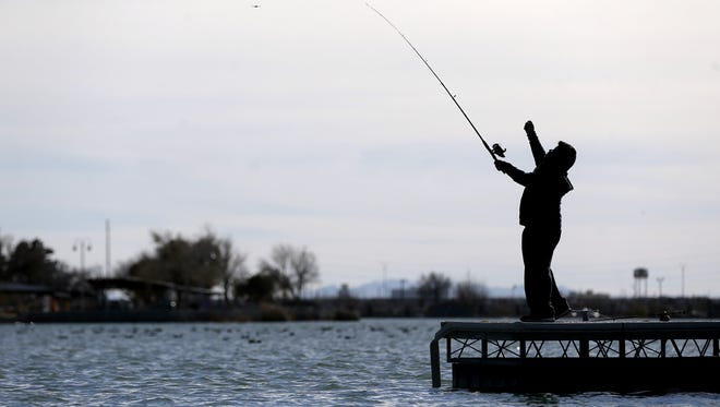 Good time to go fishing Saturday and benefit homeless women.