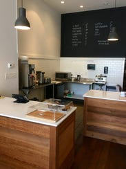 e-shot cafe in Larchmont
