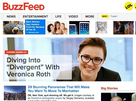 XXX BuzzFeed