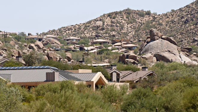 Continued development has some north Scottsdale residents concerned.