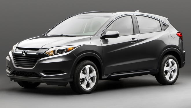 Honda plans to bring the Fit-based HR-V subcompact SUV to the U.S.