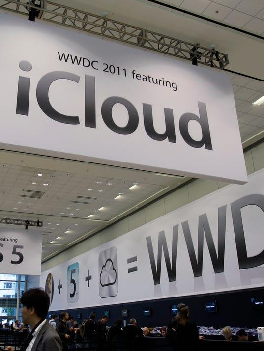 AP Tech Test Apple iCloud