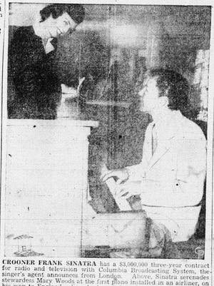 This appeared in the July 9, 1950 Lancaster Eagle-Gazette.