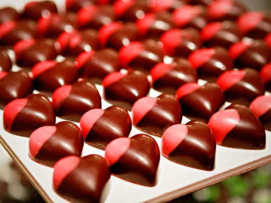Indulge in dessert tastings this Valentine's Day with