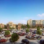 An artist's rendering of Montreign Resort Casino, a $1 billion project for Thompson, Sullivan County.