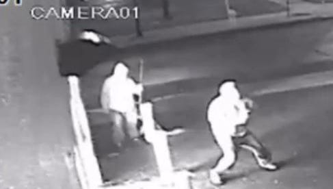 The Rochester Fire Department is looking for the public's help in identifying these two men seen in a surveillance video.