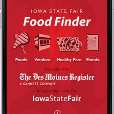 Interactive: Random Fair Food Generator | DesMoinesRegister com
