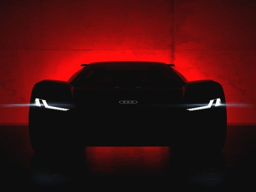 Audi Pb 18 E Tron Goes From 0 To 60 In 2 Seconds