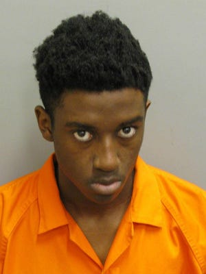 Nicholas Boswell is charged with auto burglary, burglary III and theft of property 3rd