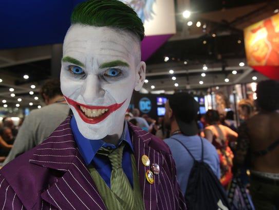 The Joker o el Guasón, como también se le conoce en