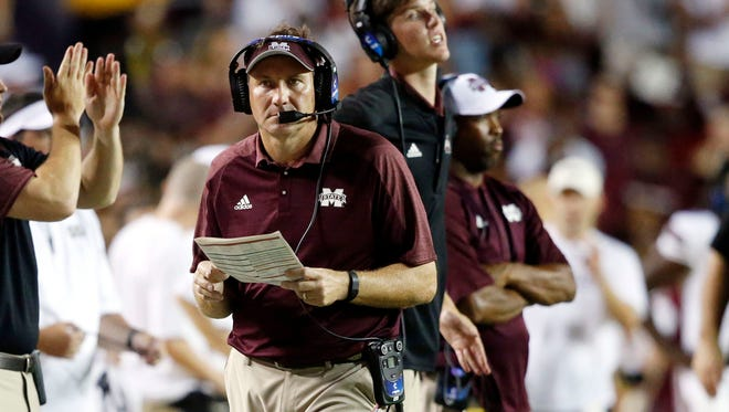 Mississippi State head coach Dan Mullen wants his team to learn from its mistakes against LSU.