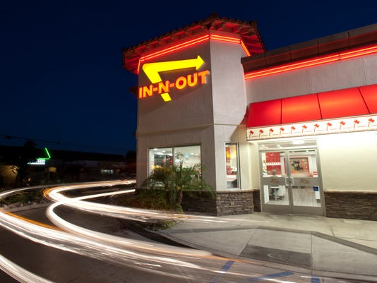 Now open: In-N-Out Burger