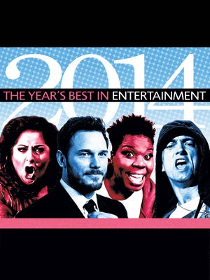 This year's best in entertainment.