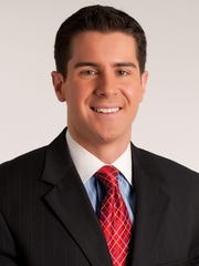 ESPN anchor Kevin Connors, a 1997 Ithaca College graduate,