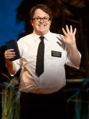 """Cody Jamison Strand has played a lead role in """"The Book of Mormon"""" both on Broadway and on tour."""