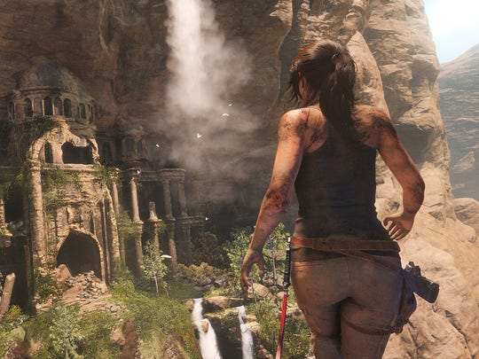 Hey, look, an actual tomb! Get ready for adventure in the second installment of the Tomb Raider series' reboot, Rise of the Tomb Raider.