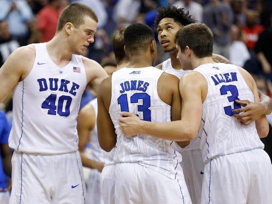 Will Duke's depth issues halt their title chances?