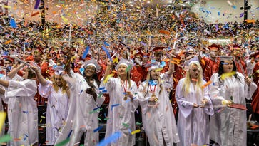 Class of 2017 in Wayne County hits a graduation milestone