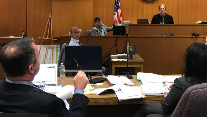 A jury Tuesday found three companies were not liable for the birth defects suffered by an Oxnard boy whose mother said she was exposed to chemicals while pregnant and working at an Oxnard area berry farm.