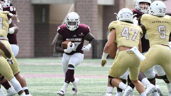 Despite its recent red-zone struggles, ULM ranks second