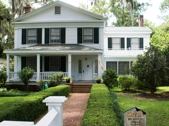 The Budd-Carswell House
