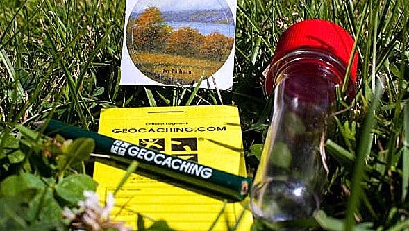 The ARTS Council of the Southern Finger Lakes will sponsor a geocaching adventure Saturday.