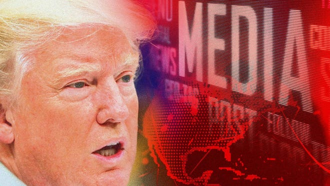 President Donald Trump is a hot topic for the media, and some say more important issues are being ignored.