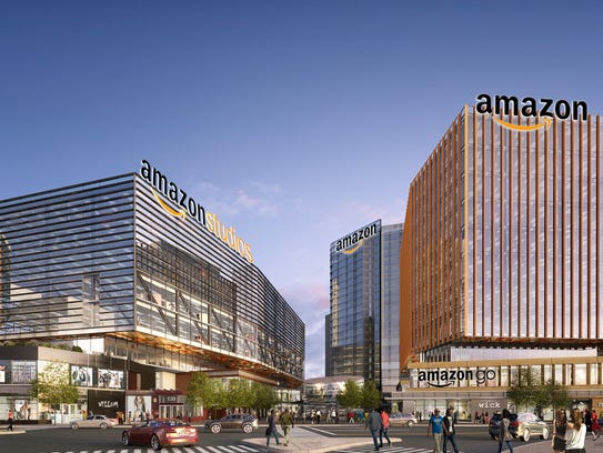 Competition heating up for Amazon's second headquarters