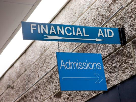 Eric Tyson - Financial aid