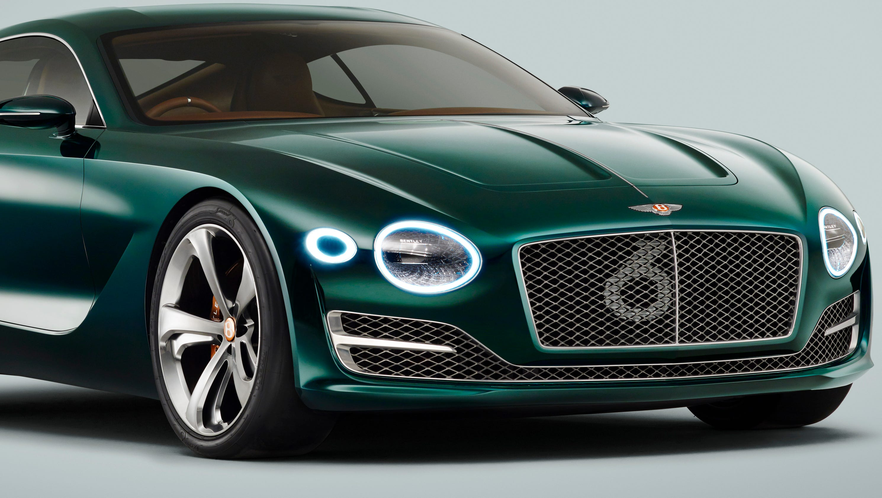 Bentley Unveils Hot Sports Car Concept