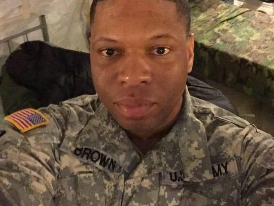 Antonio Brown, a Florida A&M University graduate who