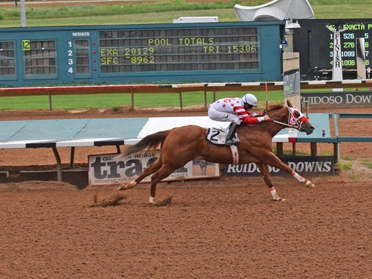 The Wes Giles trained Bigg Dayy will run in next Monday's All American Futurity in Ruidoso.