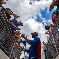 Chicago Cubs generate emotions with historic spring training visit to face Boston Red Sox