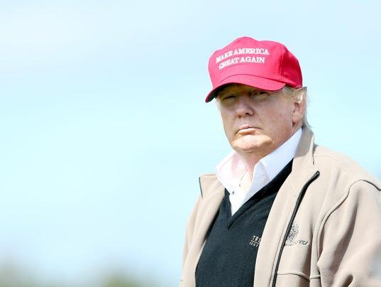 """""""Make America Great Again"""" - Donald Trump"""