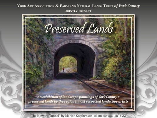 Preserved Lands Exhibition (Jim McClure's blog)submitted