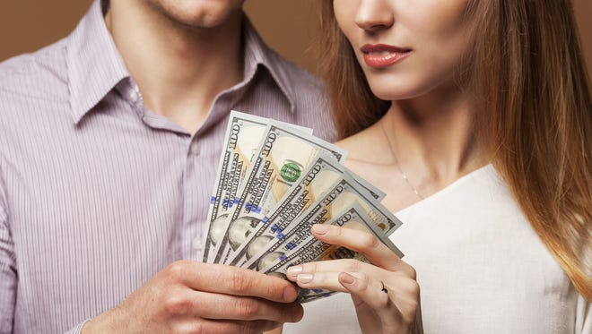 Tactics such as stealing assets, denying cash can make a partner feel isolated, dependent.